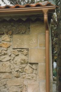 canalon pluvial cobre
